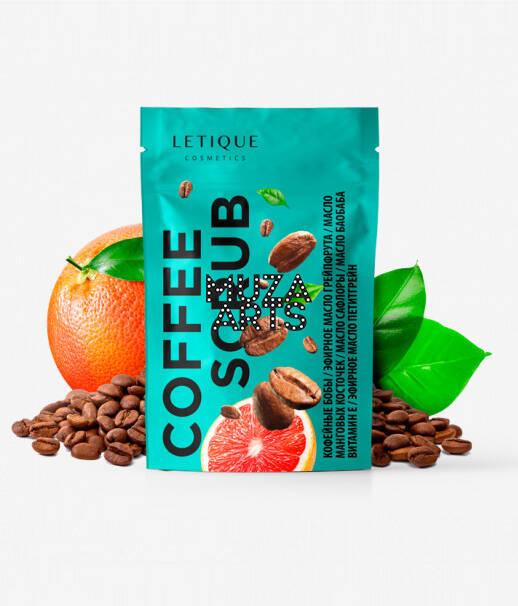 Кофе скраб