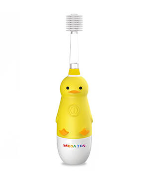 Детская электрическая зубная щетка Megaten Kids Sonic | Утка